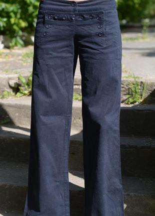 Бохо хиппи джинсы брюки штаны