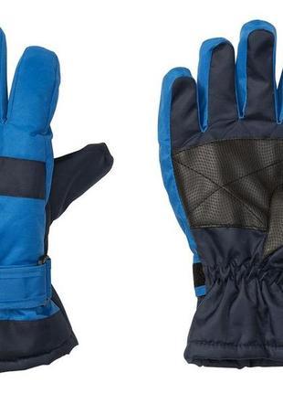 Лыжные перчатки crivit® boys, 4.5, 6
