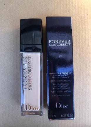 Dior diorskin forever concealer корректор для лица 2n
