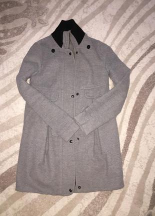 Kira plastinina пальто шерсть