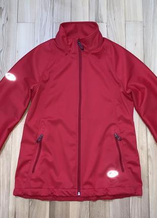 Куртка софтшел вітровка outlyne для активного відпочинку розмір m-l 40