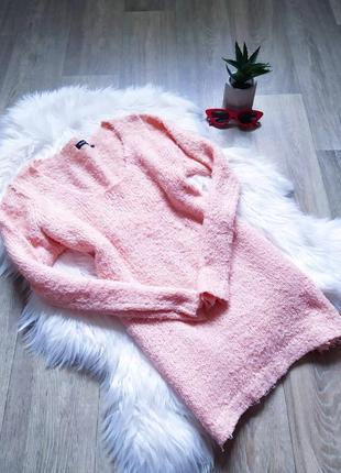 Персиковый свитерок травка 😍