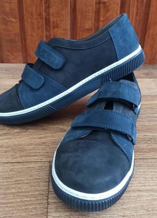 Minimen новые кожаные ортопедические подростковые кроссовки туфли
