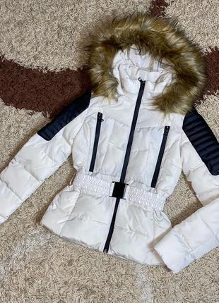 Тёплая куртка jennyfer