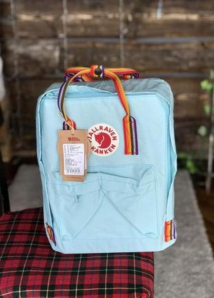 Kanken classic fjallraven рюкзак рюкзачок портфель
