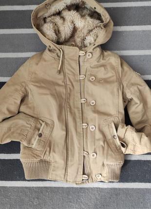 Куртка abercrombie & fitch