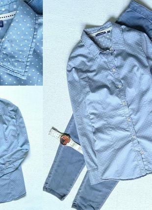 Винтажная рубашка  от charles voegele