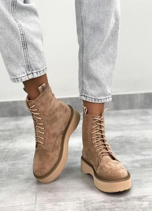 Ботинки, черевики зимові