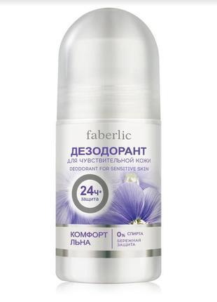 Дезодоранты для чувствительной кожи