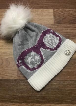 Шапочка зимова / шапка