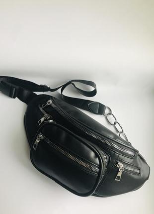 Продам абсолютно новую сумочку бананку🤎