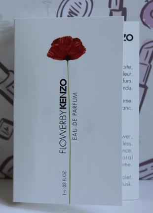 Пробник парфюма flowerby kenzo