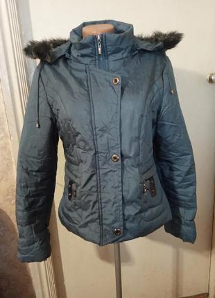 Женская куртка болоньевая