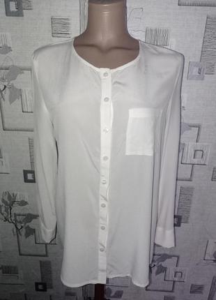 Шелковая блузка toupy paris