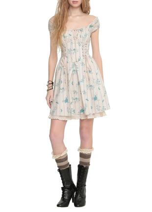 Hottopic x disney золушка cinderella платье