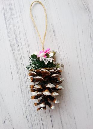 Декор, новорічна підвіска, іграшка на ялинку /декор, новогодняя подвеска, игрушка на елку