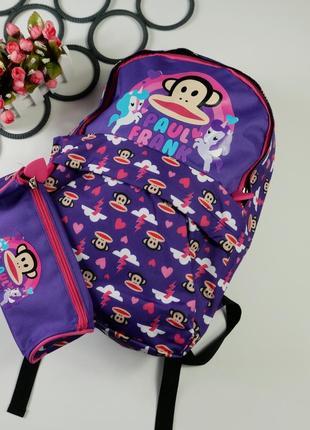 Рюкзак с пеналом
