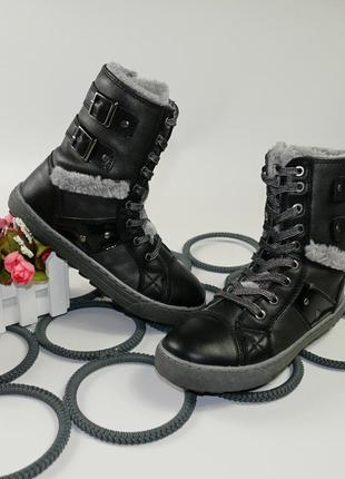 Ботинки р-р 33