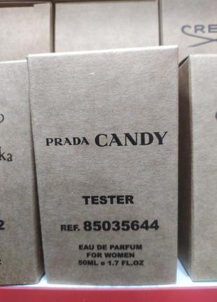 Тестер оаэ дубай в стиле prada candy