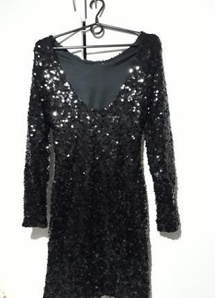 Платье плаття сукня в паетку вечернее нарядное новогоднее распродажа акция скидки