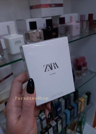 Zara femme original parfum / духи / парфюм  !!