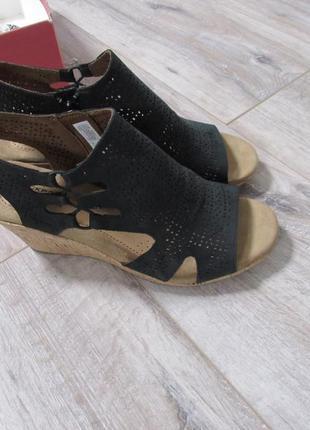 Босоножки rockport briah asym wedge sandal 39eur оригинал