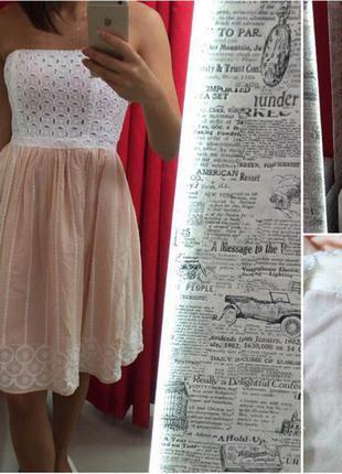 Милое платьице от h&m