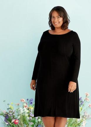 Вискозное платье мега-батал и экстра мега-батал 💣💣💣