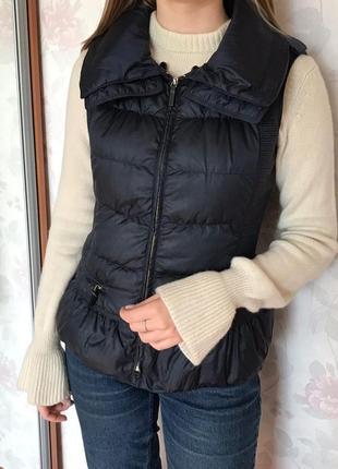 Жилетка  женская burberry пуховик