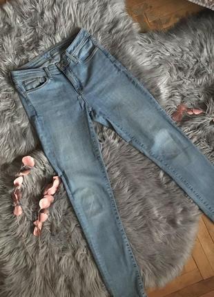 Классические скини джинсы colins