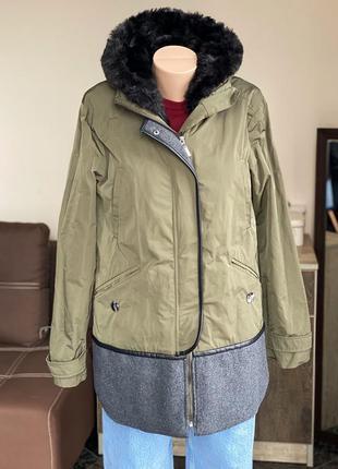 Утепленная куртка  maddison