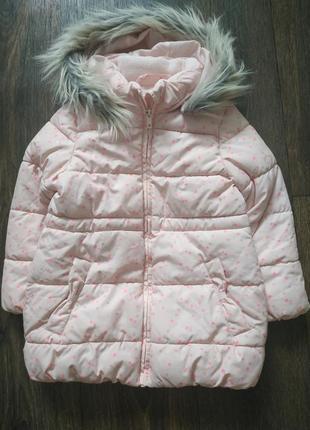 Куртка демисезонная, деми курточка на 5-6лет