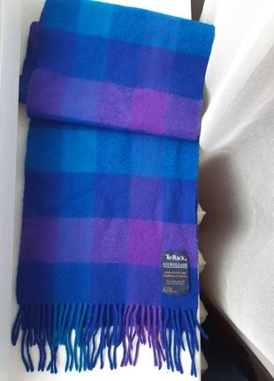 #winter sale #шарф мужской 100% шерсть tie rack шотландия