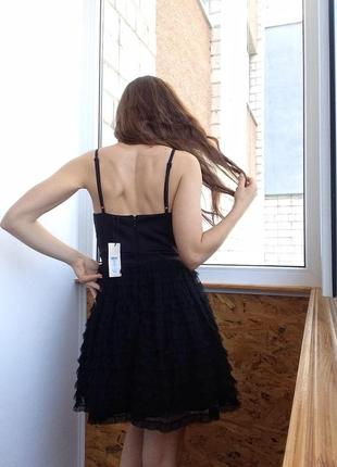 Платье черное ariana lipsy / чорне плаття