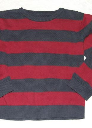 Кофта хлопковый свитер 3 - 4 года matalan1 фото