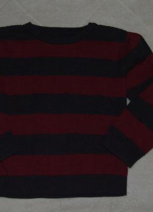 Кофта хлопковый свитер 3 - 4 года matalan3 фото