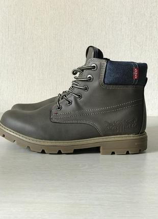 Ботинки 37 р. levi's
