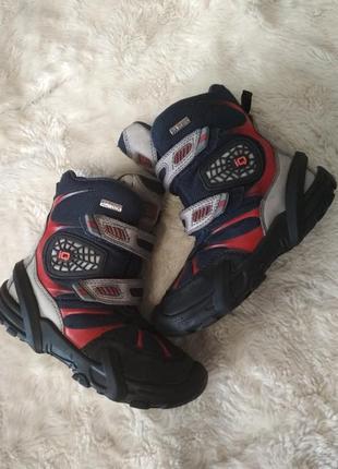 Крутые термо ботинки! tex!
