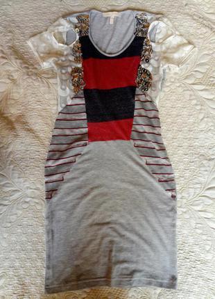 Платье из мягкого трикотажа cinema donna