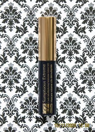 Тушь для ресниц estee lauder sumptuous extreme lash multiplying volume mascara 2.8 мл