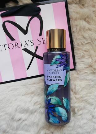 Парфюмированный спрей мист victoria's victorias secret passion flowers