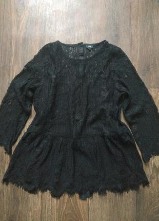 Блузка, блузи кружевная, гипюровая
