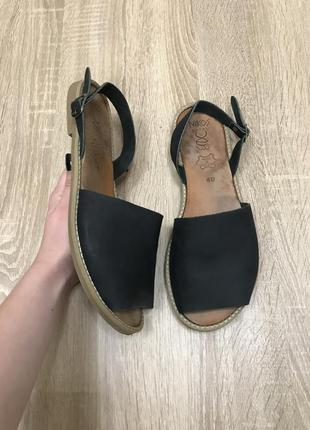 Nikos shoes 40 р босоножки босоніжки шлепки шлепанцы