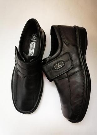 Кожаные туфли  arbitro