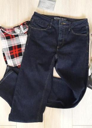 Тёмные джинсы / jeans💖m&s💖 s