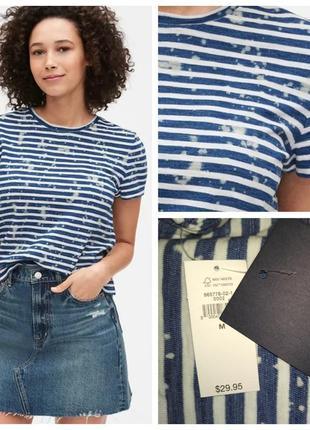 Женская футболка под джинсы оригинал от gap