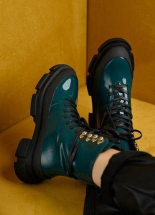 Ботинки both lost general dark green