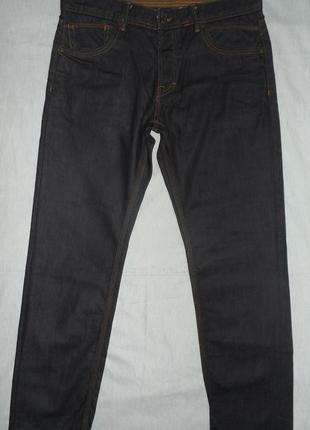 Джинсы мужские тёмно-синие размер 50 / 32