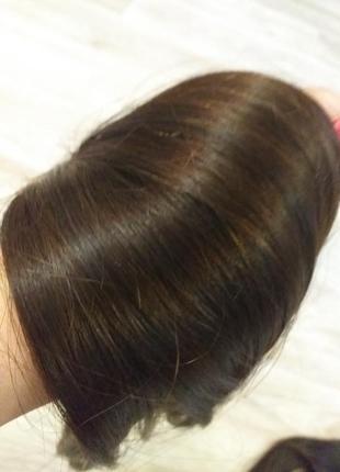 Волосы натуральны