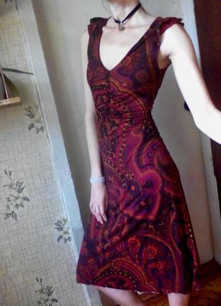 Милое летнее платье zara